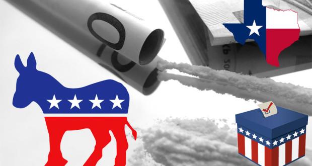 Les Démocrates du Texas Accusés d'Utiliser de la Cocaïne pour Acheter des Votes DEMOCRATIC PARTY BUYED VOTE 620x330