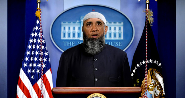 Obama Remercie les Musulmans pour avoir Bâti l'Amérique obama thanks muslims for building america 620x330